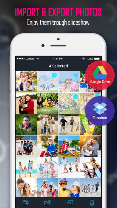 Photo Vault - Lock & Hide Private Picture & Files Apps free for iPhone/iPad screenshot