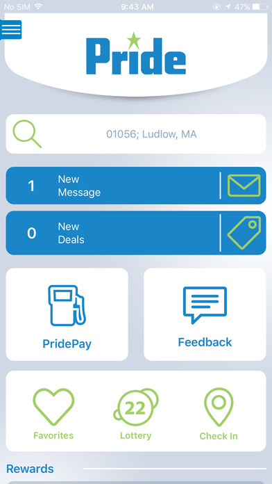 Pride Finder iPhone Screenshot 2