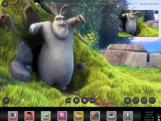 Online IPTV (Digital Television TV + Radio) Screenshots