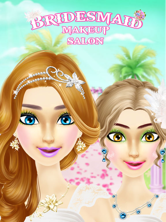 Bridesmaid Makeup Salon Pro screenshot 8
