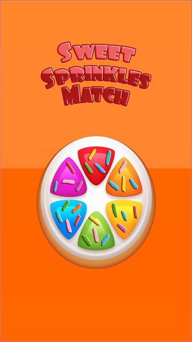 Sweet Sprinkles Match screenshot 1