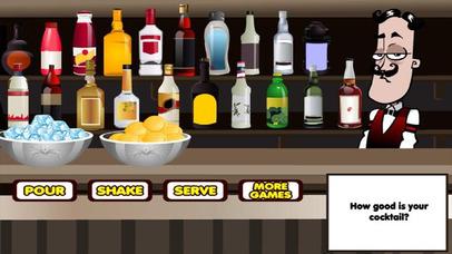 Screenshot 2 Сумасшедший бармен для коктейлей
