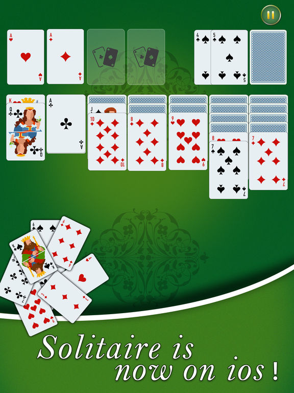 Solitaire - Free Card Games and Spider Solitarescreeshot 2