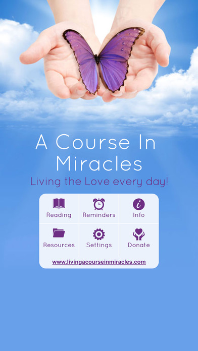 miracles coursework In signs from the universe providing you do the coursework you're ready to create miracles in your life.