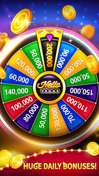 Screenshot 5 Hello Vegas Slots – Free Big Win Machines