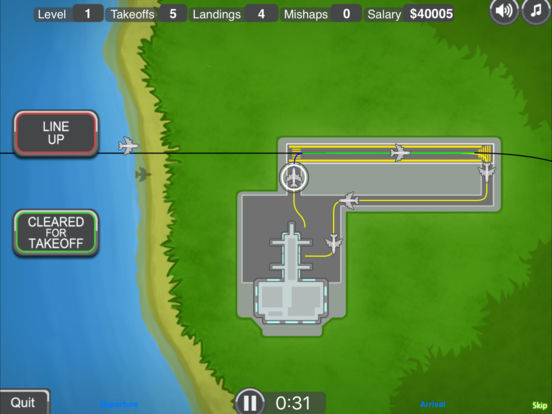 Airport Madness Mobile iPad Screenshot 1