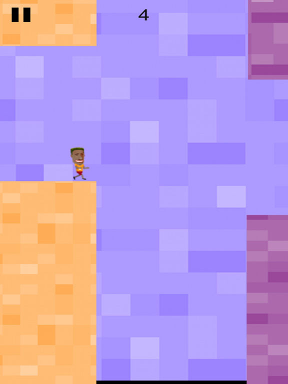 Tiny Man Pixelated Adventure screenshot 3