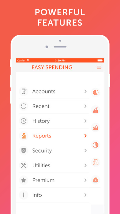 Easy Spending - Expense tracker, Money Management Screenshots