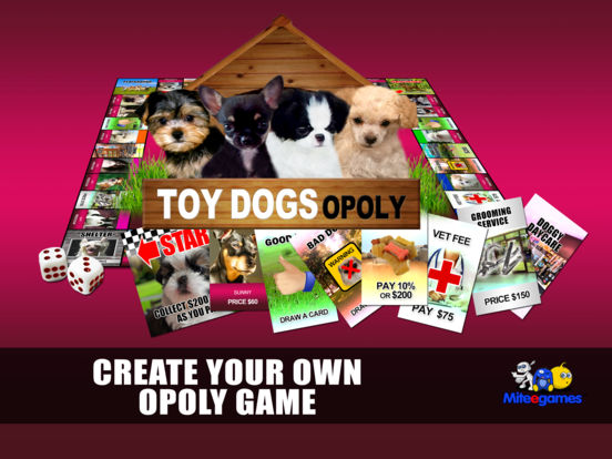 Toy Dogs Opoly screenshot 8