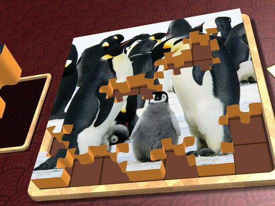 Jigsaw Solitaire Baby Animals screenshot 10