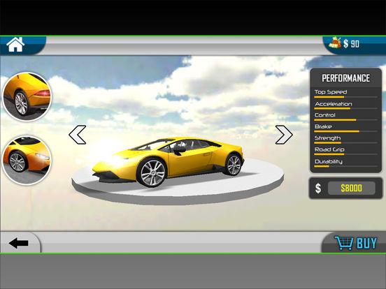 Real Sports Car racing Simulator 3D screenshot 5