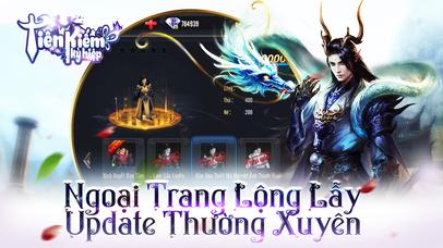 Tiên Kiếm Kỳ Hiệp Gamota Games free for iPhone/iPad screenshot