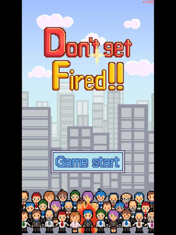Не уволься! на iPad