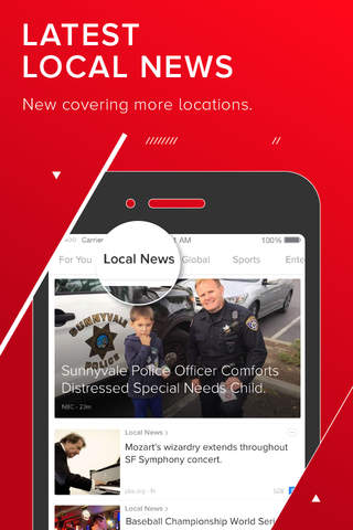 News Break: Local & World Now screenshot 3