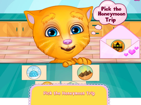 Kids Games:Tom And Angela Wedding Day screenshot 9