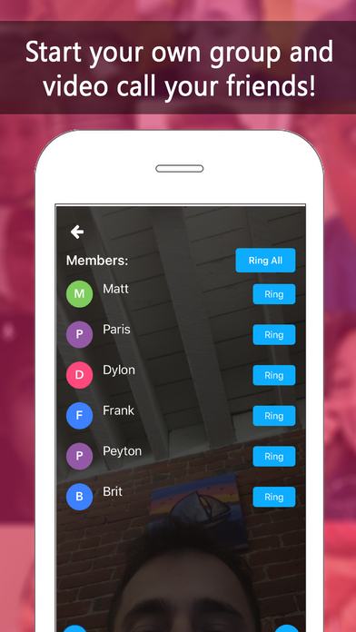 download Fam — Group video calling for iMessage apps 1