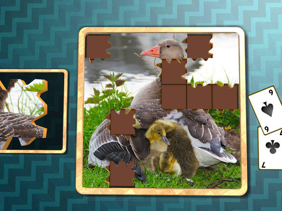 Jigsaw Solitaire Baby Animals screenshot 9