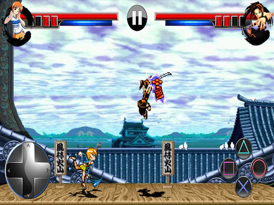 Red Killer - Free 2 Player Fighting Game Screenshots