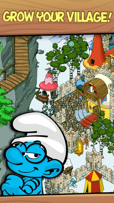 Smurfs' Village Скриншоты4