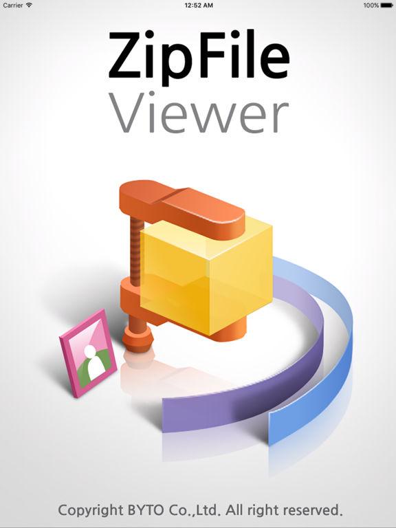 how to use winzip on ipad