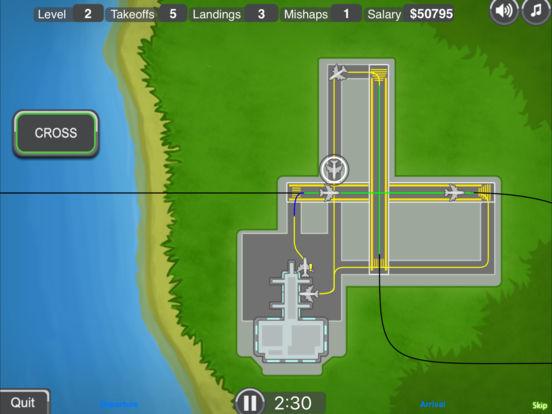 Airport Madness Mobile Free iPad Screenshot 5