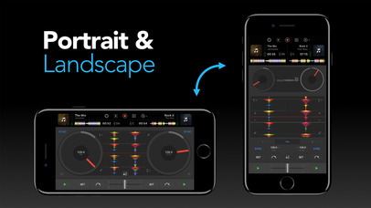 djay Pro for iPhone screenshot 5
