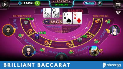 Screenshot 1 Baccarat Live