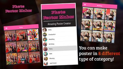 Photo Poster Maker screenshot 4
