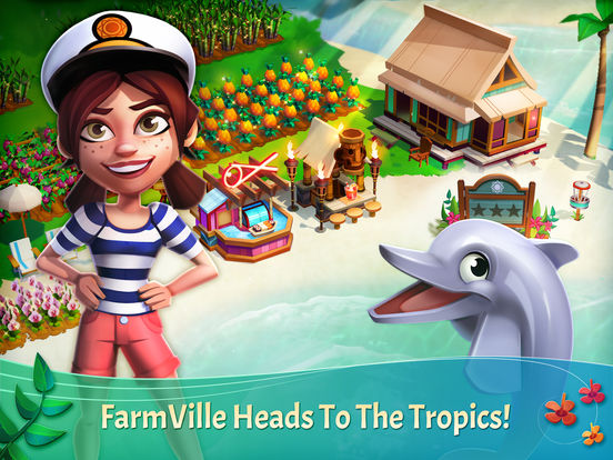 FarmVille: Tropic Escape screenshot 6