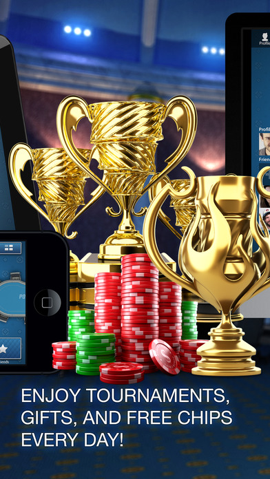 Texas Poker Pro iPhone Screenshot 2