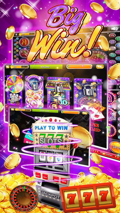 deluxe slot machine app