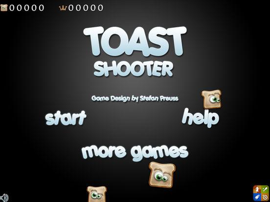 Toast Shooter HD iPad Screenshot 5