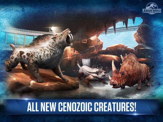 Jurassic World™: The Gamescreeshot 2