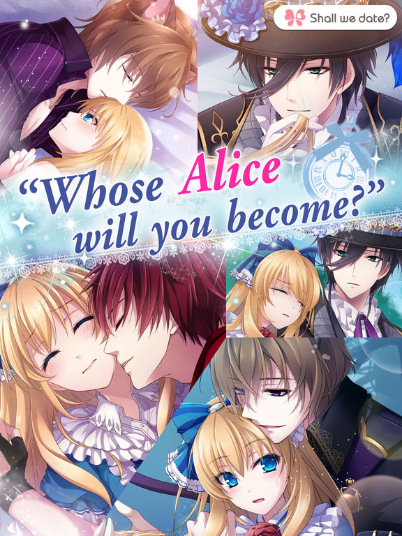 Lost Alice / Shall we date? на iPad
