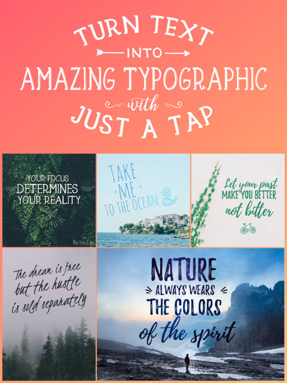 TypiMage - Typography Editor Screenshots