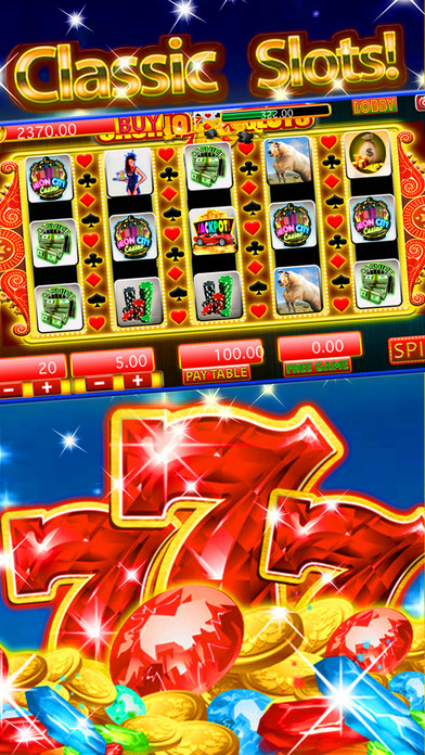 Screenshot 3 SLOTS — Lucky Casino — Spin Hot Reels At Vegas !