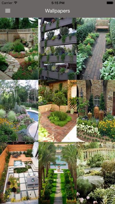 Landscaping Gardening Design Ideas Yard Garden App