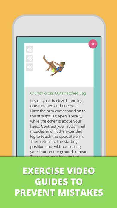 App Shopper: Daily ABS - Fitness Workouts - Lumowell ...