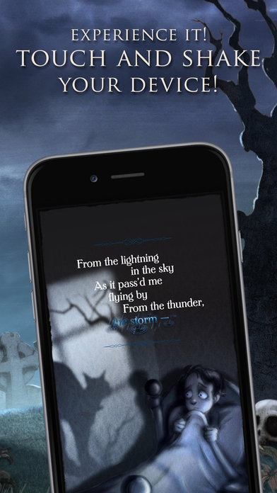 Screenshot #7 for iPoe 3  – Edgar Allan Poe Immersive Stories