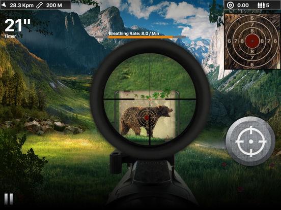 Screenshot #2 for Black Bear Target Shooting