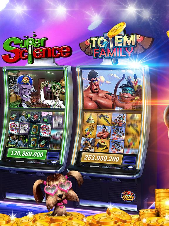Slots Vegas Casino on the App Store