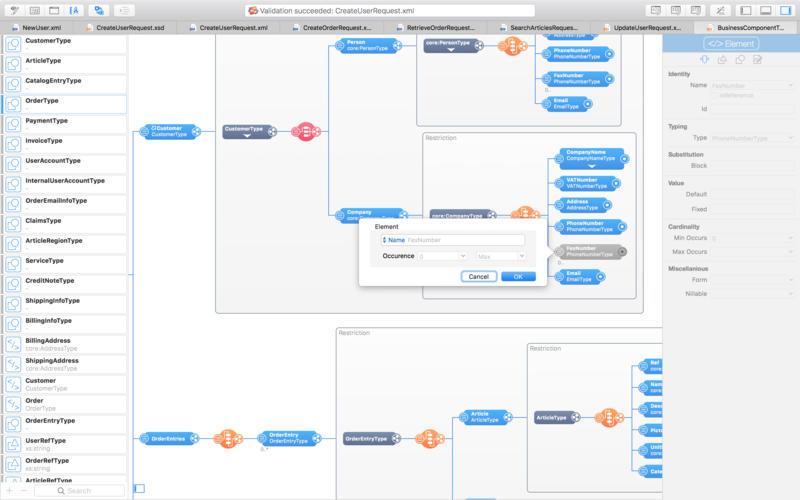 XML Edita for Mac