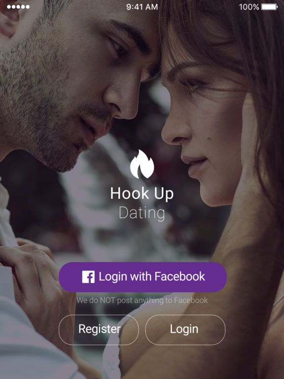 Hooked online dating