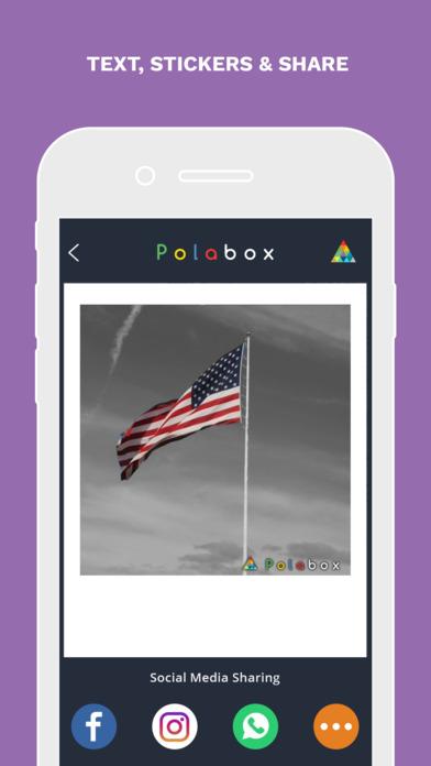 PolaUs - Add ArtWorks,frames & text for insta.gram screenshot 4
