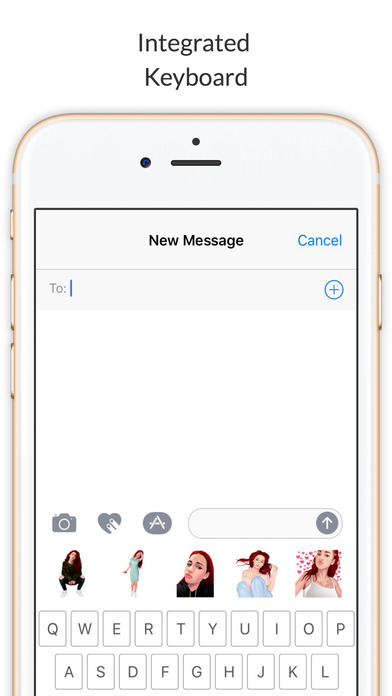 BhadMoji iPhone