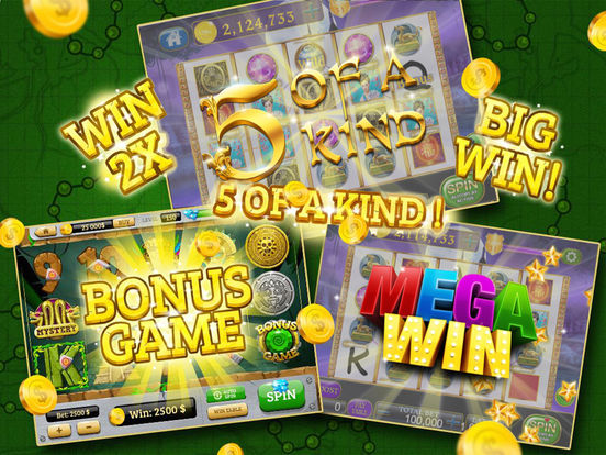 fun slot machine games free