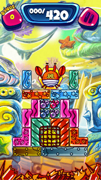 Ocean Match Pop - Match 3 Games screenshot 2