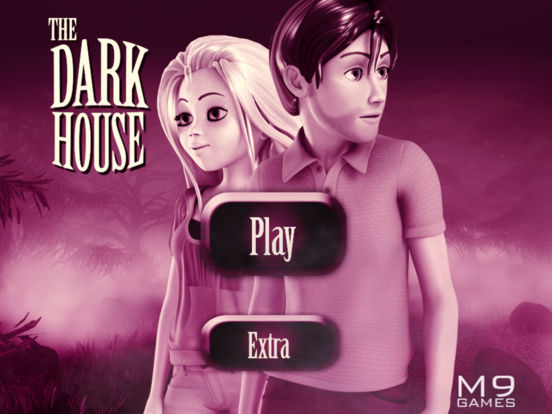 The Dark House - Storybook Adventure Screenshots