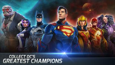 Screenshots of DC Legends for iPhone