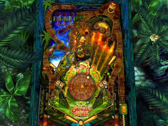 Jungle Style Pinball iPad Screenshot 3